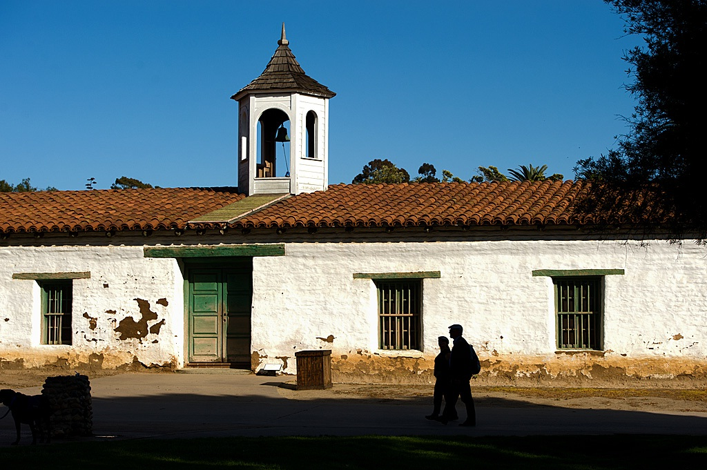 The Old Town Of San Diego