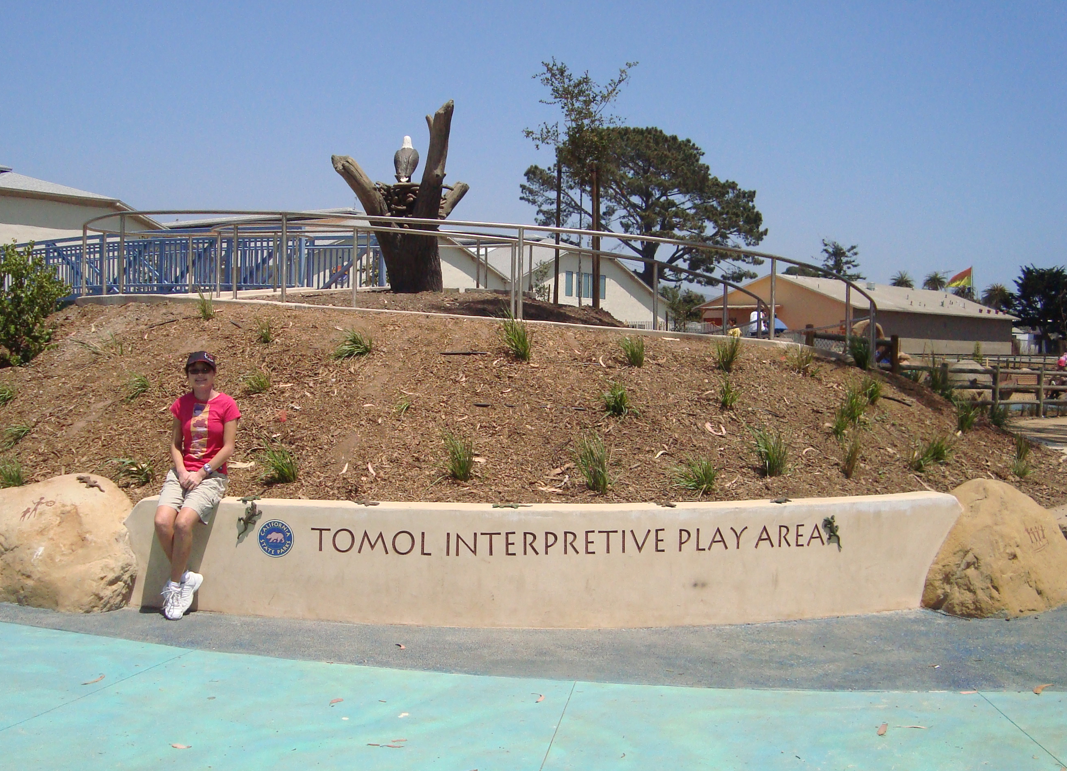 Tomol Play Area